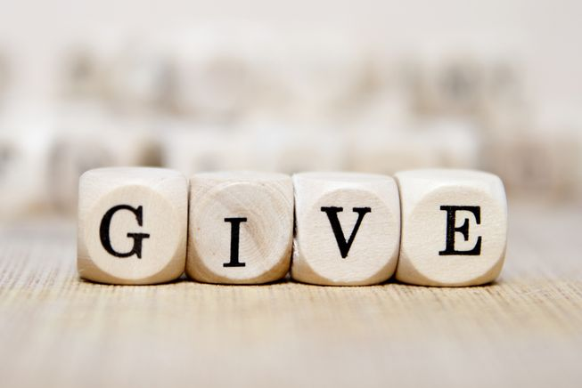 Giving to Get vs. GenuineGiving