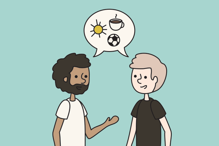 How to Make Small Talk (In Fiction)Interesting