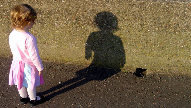 Playing Tag With YourShadows